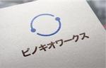 web-pro100さんのブライダルコンサルタント&飲食「株式会社ピノキオワークス」社名ロゴデザインへの提案
