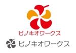 shibazakuraさんのブライダルコンサルタント&飲食「株式会社ピノキオワークス」社名ロゴデザインへの提案