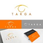 minervaabbeさんの税理士法人TARGAのロゴへの提案