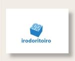 zen634さんの新しい働き方を時代に創出する企業「イロドリトイロ株式会社」のロゴへの提案
