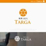 Morinohitoさんの税理士法人TARGAのロゴへの提案