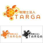 yKishiさんの税理士法人TARGAのロゴへの提案
