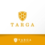 katachidesignさんの税理士法人TARGAのロゴへの提案