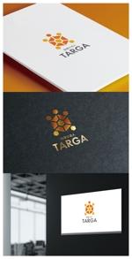 moguaiさんの税理士法人TARGAのロゴへの提案