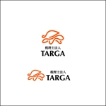 queuecatさんの税理士法人TARGAのロゴへの提案