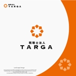 landscapeさんの税理士法人TARGAのロゴへの提案