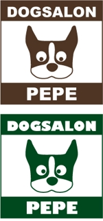 cpo_mnさんのドッグサロンのロゴ製作への提案