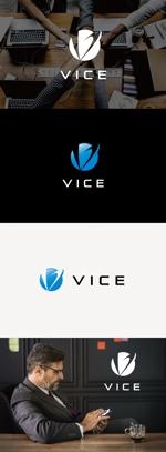 tanaka10さんの洗練されたライフスタイルを提案していく「VICE」のロゴへの提案