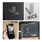 nao14さんの洗練されたライフスタイルを提案していく「VICE」のロゴへの提案