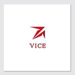 hearts0001さんの洗練されたライフスタイルを提案していく「VICE」のロゴへの提案