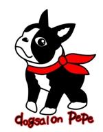 mikotamaさんのドッグサロンのロゴ製作への提案