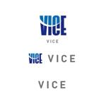 starlight44さんの洗練されたライフスタイルを提案していく「VICE」のロゴへの提案