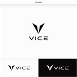 DeeDeeGraphicsさんの洗練されたライフスタイルを提案していく「VICE」のロゴへの提案