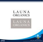 cpo_mnさんのオーガニック化粧品「LAUNA ORGANICS」のロゴ制作への提案