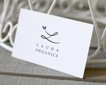 otandaさんのオーガニック化粧品「LAUNA ORGANICS」のロゴ制作への提案