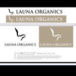 chopin1810lisztさんのオーガニック化粧品「LAUNA ORGANICS」のロゴ制作への提案