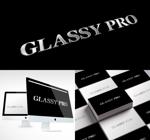 blockdesignさんのガラスコーティング企業「GLASSY PRO」のロゴ への提案