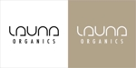 applefenderさんのオーガニック化粧品「LAUNA ORGANICS」のロゴ制作への提案