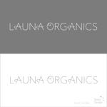 swaydesignさんのオーガニック化粧品「LAUNA ORGANICS」のロゴ制作への提案