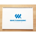 yusa_projectさんの株式会社渡辺工業(建設業)の会社のロゴへの提案