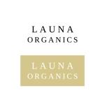 Yolozuさんのオーガニック化粧品「LAUNA ORGANICS」のロゴ制作への提案