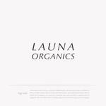 mg_webさんのオーガニック化粧品「LAUNA ORGANICS」のロゴ制作への提案