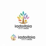 agnesさんの新しい働き方を時代に創出する企業「イロドリトイロ株式会社」のロゴへの提案