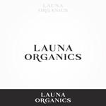 FUKUさんのオーガニック化粧品「LAUNA ORGANICS」のロゴ制作への提案