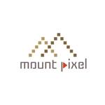 sriracha829さんの「mount pixel」のロゴ への提案