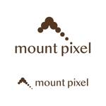 ibuki045さんの「mount pixel」のロゴ への提案