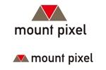 dd51さんの「mount pixel」のロゴ への提案