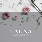 ajicoさんのオーガニック化粧品「LAUNA ORGANICS」のロゴ制作への提案