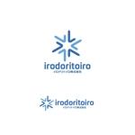 VEROさんの新しい働き方を時代に創出する企業「イロドリトイロ株式会社」のロゴへの提案