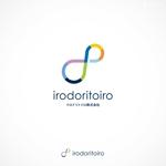Morinohitoさんの新しい働き方を時代に創出する企業「イロドリトイロ株式会社」のロゴへの提案