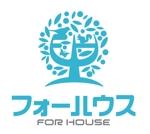 FISHERMANさんの「株式会社フォーハウス」のロゴ作成への提案
