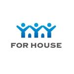 designroom_happyさんの「株式会社フォーハウス」のロゴ作成への提案