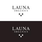 nakaya070さんのオーガニック化粧品「LAUNA ORGANICS」のロゴ制作への提案