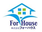 ispd51さんの「株式会社フォーハウス」のロゴ作成への提案
