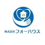 suzurinさんの「株式会社フォーハウス」のロゴ作成への提案