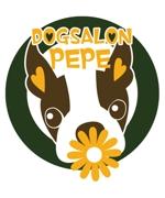duastudioさんのドッグサロンのロゴ製作への提案