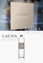 Chivesさんのオーガニック化粧品「LAUNA ORGANICS」のロゴ制作への提案