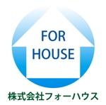 charlie432さんの「株式会社フォーハウス」のロゴ作成への提案