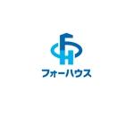hdo-lさんの「株式会社フォーハウス」のロゴ作成への提案