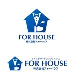 oo_designさんの「株式会社フォーハウス」のロゴ作成への提案
