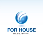 M-Masatoさんの「株式会社フォーハウス」のロゴ作成への提案