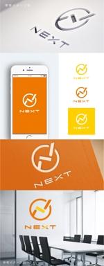 smoke-smokeさんの新規開業のコンサルティング会社のロゴ作成への提案