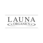 perles_de_verreさんのオーガニック化粧品「LAUNA ORGANICS」のロゴ制作への提案