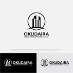 drkigawaさんの会社法人のロゴデザインへの提案