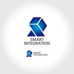 genji0729さんの「SMART INTEGRATION」のロゴ作成への提案