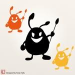 st-sさんの 『カエル』の キャラクターデザイン  への提案